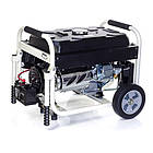 Бензиновый генератор Matari MX4000E, фото 4