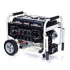 Бензиновый генератор Matari MX4000E, фото 5