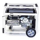 Бензиновый генератор Matari MX9000E-ATS, фото 3