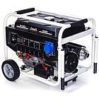 Бензиновый генератор Matari MX9000E-ATS, фото 5