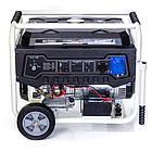Бензиновый генератор Matari MX9000E-ATS, фото 6