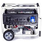 Бензиновый генератор Matari MX10000E-ATS, фото 6