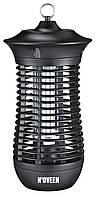 Инсектицидная лампа N'oveen IKN18 IPX4 профессиональная, до 100 кв. м.
