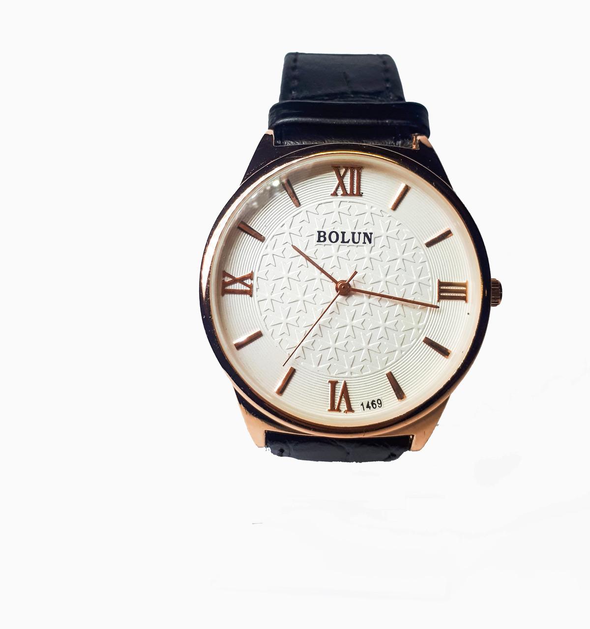 Мужские часы Bolun 1469 Черный