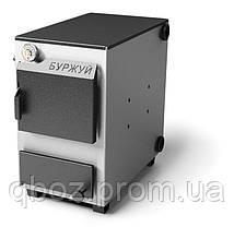 Твердотопливный котел Буржуй КП-10 с чугунной плитой, фото 2