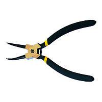 Съемник стопорных колец 200мм (внутренние гнутые) sigma 4350161