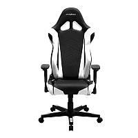 Кресло для геймеров DXRacer Racing OH/RE0/NW Black/White, фото 1