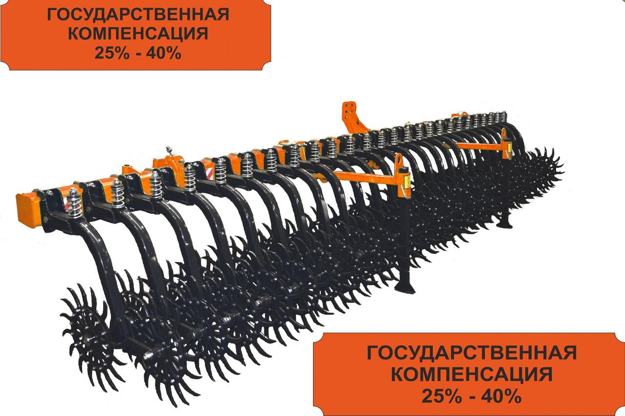 Борона Ротационная (Мотыга) БМ-5,8
