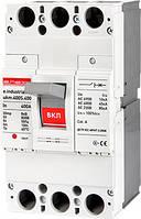 Силовой автоматический выключатель e.industrial.ukm.400S.400, 3р, 400А