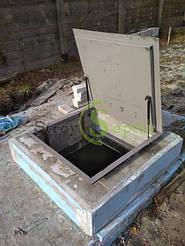 Бетонный погреб 6 куб.м. 5