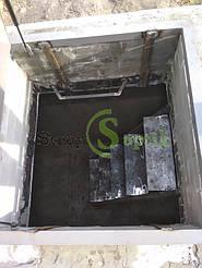Бетонный погреб 6 куб.м. 7