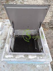 Бетонный погреб 6 куб.м. 8