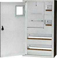 Шкаф распределительный e.mbox.stand.n.f3.36.z под трехфазный счетчик+ 36 мод., навесной с замком