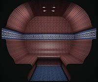 Керамебель - мебель для бань, саун, хаммамов, СПА и бассейнов
