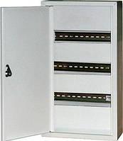 Шкаф e.mbox.stand.n.48.z металлический, под 48 мод., навесной, с замком