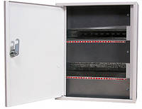 Шкаф e.mbox.stand.n.24.z металлический, под 24 мод., навесной, с замком