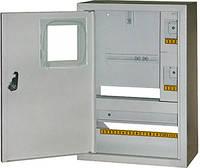 Шкаф распределительный e.mbox.stand.n.f1.16.z.e под однофазный электронный счетчик+ 16 мод., навесной замком