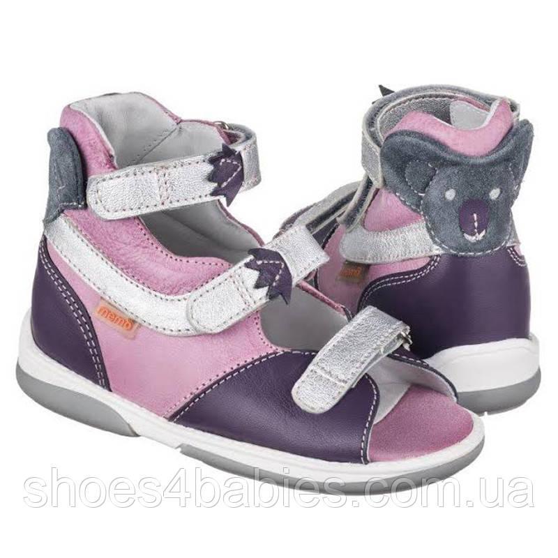 Memo Koala - Дитячі ортопедичні босоніжки. Limited Edition 23