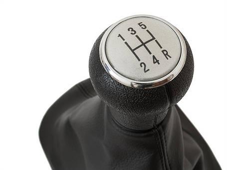 Ручка переключения передач КПП  5ст VW Passat B5 FL 00-, фото 2