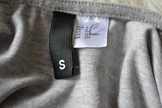 Серое боди со шнуровкой H&M, фото 3