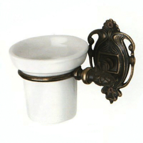 Стакан для ванной ALL.PE VENEZIA бронза