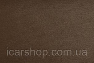 Кожзаменитель коричневый на основе 4 мм (1,45 м)