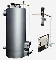 Твердотопливный котел сверхдлительного горения Энергия Комфорт 10 кВт с механическим регулятором тяги