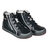 Memo New York 3LA Черные - Ортопедические кроссовки для детей (р.26-38) - Urban Classic 29, фото 1