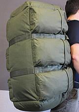 Сумка транспортна універсальна Combat black (ta90-olive), фото 2