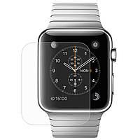 Защитное стекло дисплея Apple Watch 42mm - 0.3мм 2.5D 9H
