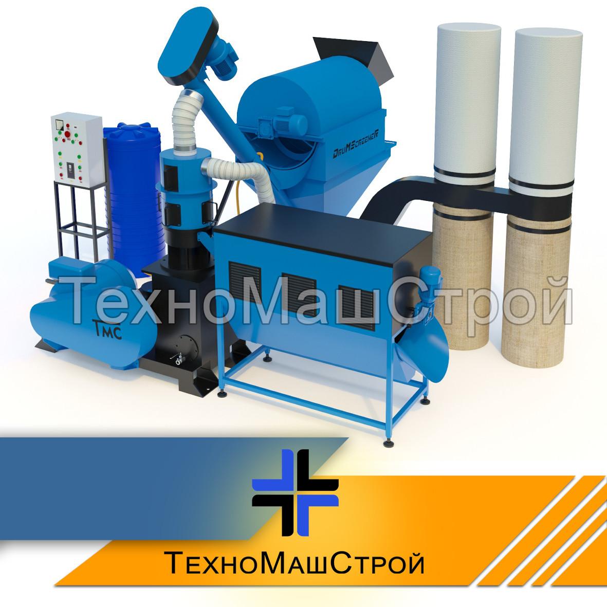 Оборудование для производства пеллет и комбикорма МЛГ-1000 COMBI+ (производительность 700 кг\час)