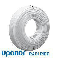Труба для отопления и водоснабжения Uponor PE-Xa Radi Pipe 20x2,8 / PN10