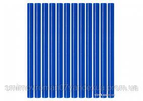 Клеевый стержни синие YATO 7.2 х 100 мм 12 шт