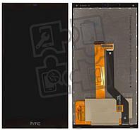 Дисплейный модуль (дисплей + сенсор) для HTC Desire 530, 626, 630, 650 Dual Sim, черный, оригинал