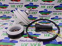 Ремкомплект для стиральной машины полуавтомат (редуктор под квадрат, конденсатор, ремень, сальник 94-95 мм.)