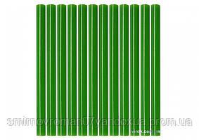 Клеевые стержни зеленые YATO 7.2 х 100 мм 12 шт