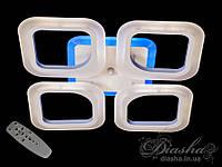 Светодиодные люстры Dh AS8060/4BK LED dimmer-2.4G