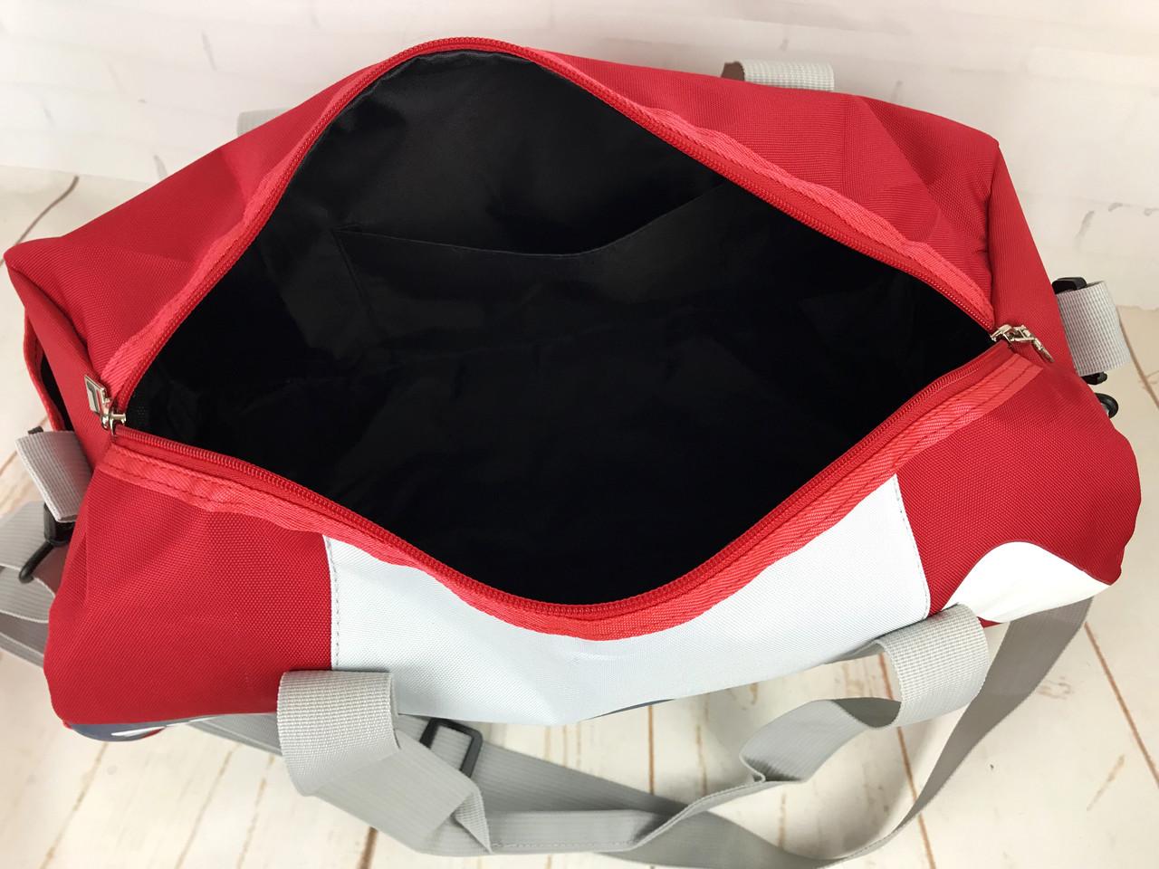 45b0f50738f4 Небольшая красивая спортивная сумка бочонок Fila. Размер 44см на 23 КСС12-1,  цена 399 грн., купить в Бердянске — Prom.ua (ID#870534147)