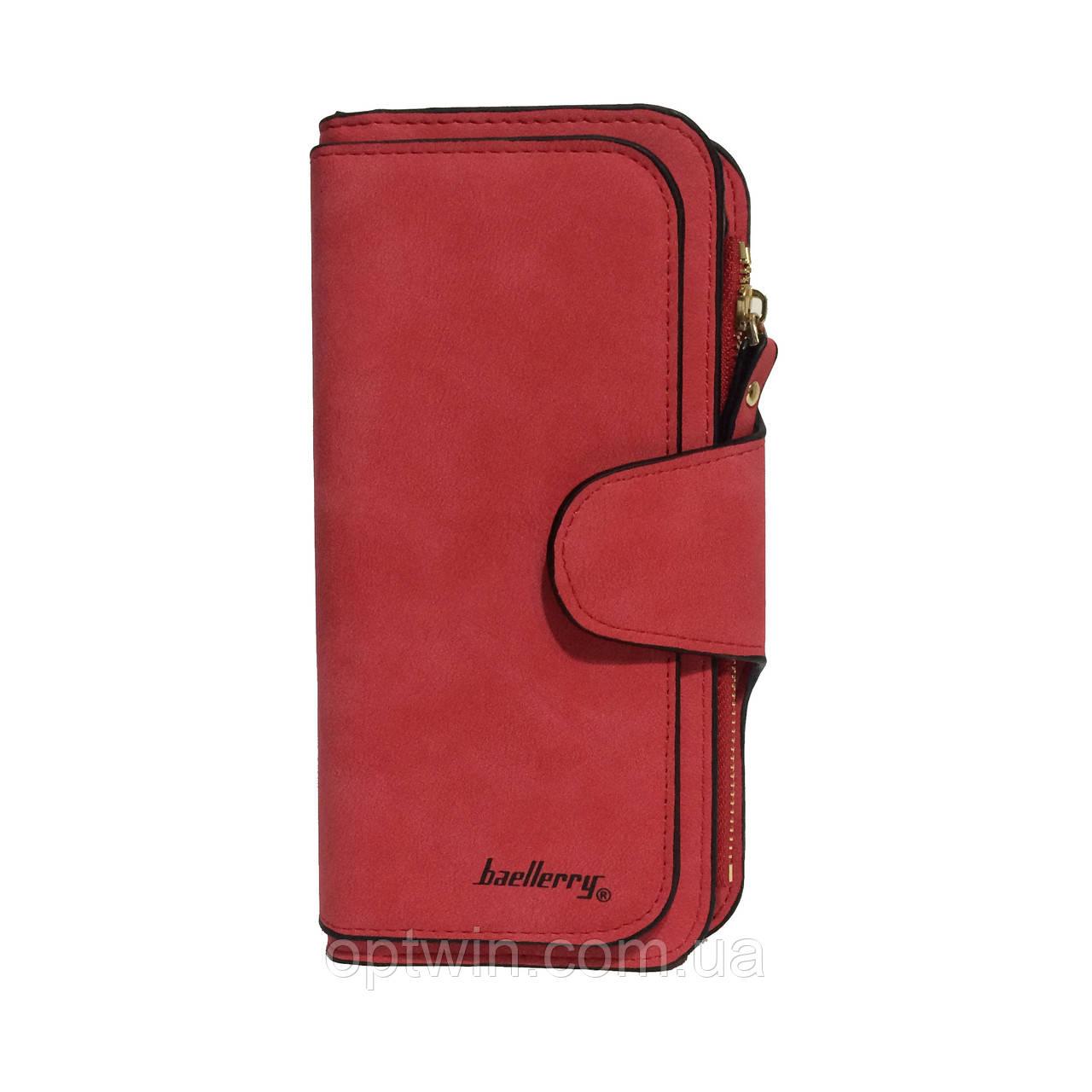 Жіночий гаманець Baellerry Forever червоний, фото 1