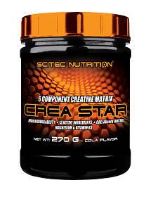 Креатин Scitec Nutrition Crea Star 270 g