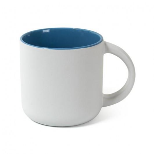 Чашка керамическая SELENA, 350мл., 7 цветов