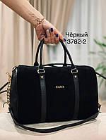 Стильная женская сумка натуральный замш копия Зара