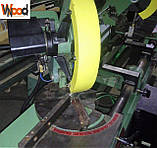 Двосторонній куторізний  верстат TR2-A OMGA, фото 3