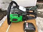 Бензопила Craft-Tec CT-5500 1 шина + 1 ланцюг, фото 6
