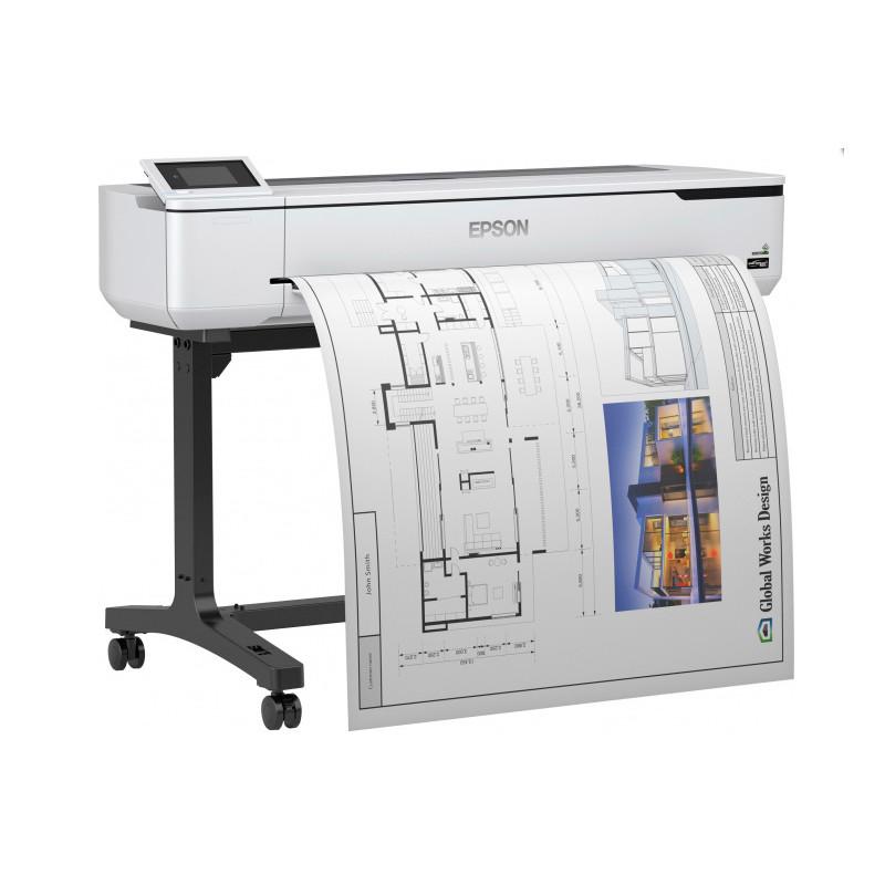 Широкоформатный принтер Epson SureColor SC-T5100 (C11CF12301A0)