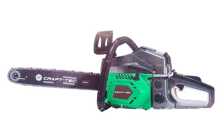 Бензопила Craft-Tec CT-5500 1 шина + 1 ланцюг