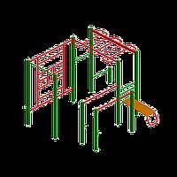 ГК15 Гимнастический комплекс