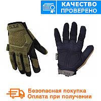 Тактичні рукавички Mechanix Contra PRO. - coyote (Mex-coyot)