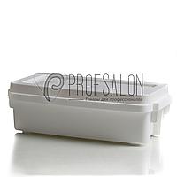 Лоток - Контейнер для дезинфекции, емкость 1 л, повышенного качества, белый, фото 1