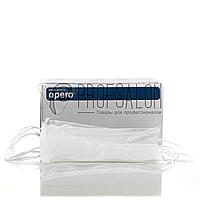 Маска медицинская, 3-х слойные, с гибким носовым фиксатором Opero Mercator Medical 50 шт, белые
